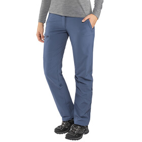 Maier Sports Lulaka Roll-Up Stretch Pants Women ensign blue